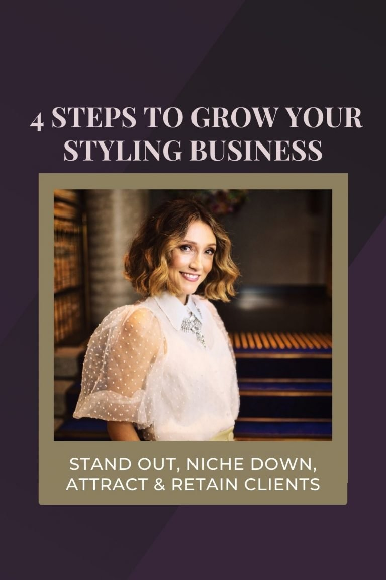 Grow Your Personal Styling Business Fast