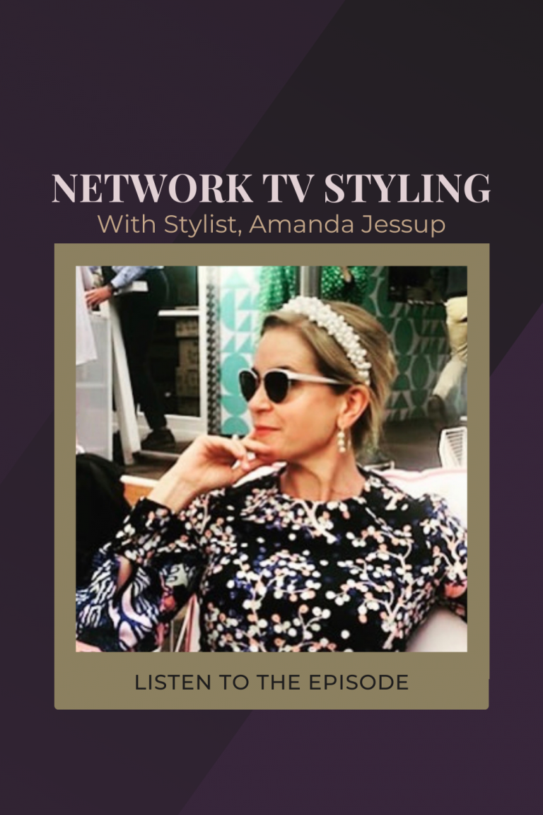 Television Network Styling with Channel 10's Amanda Jessup