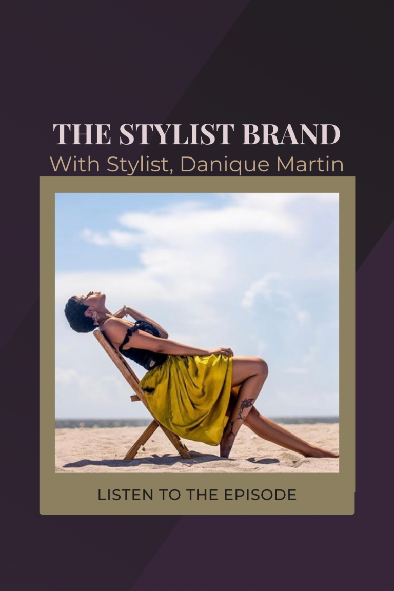 Brand Development When You're a Personal Stylist And….