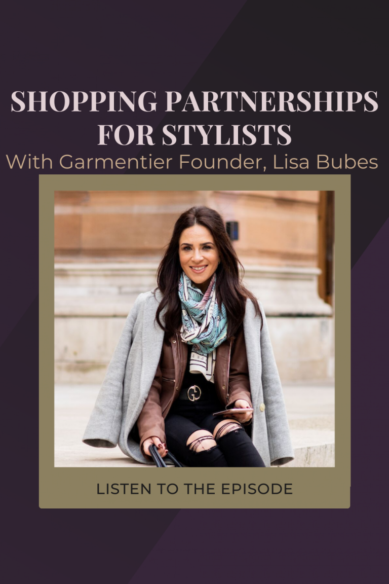#18 New Shopping Partnership Opportunities with Garmentier Founder, Lisa Bubes