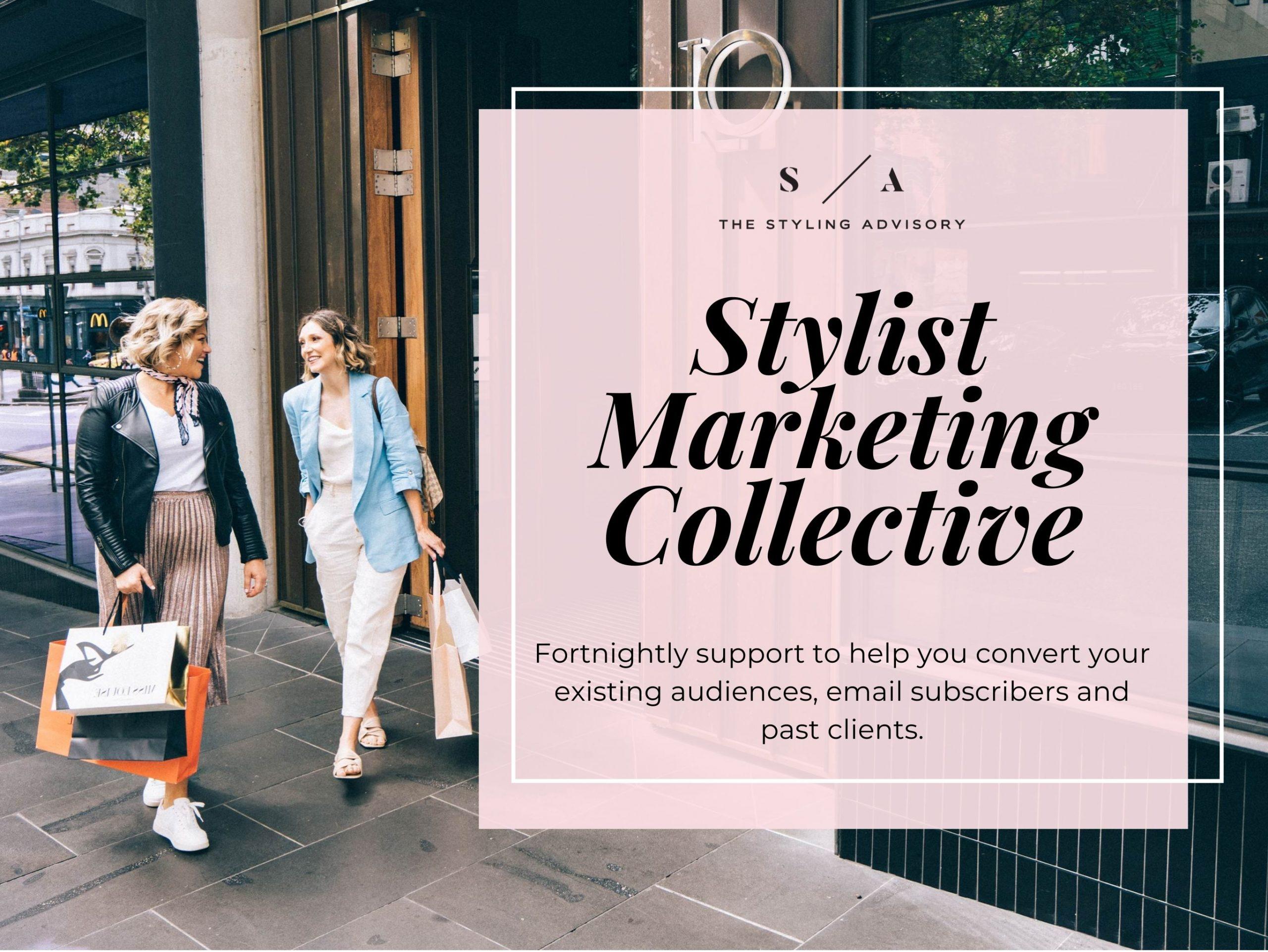 Stylist Marketing Collective